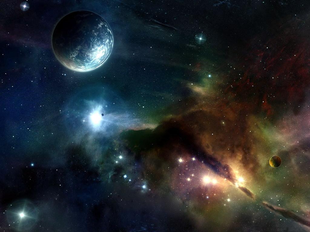 Картинки вселенная - d