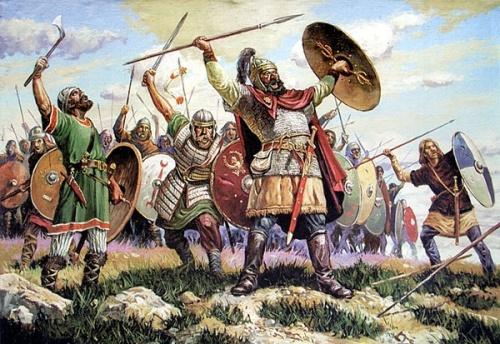 Загадочное племя, великий и древний народ гуннов и их предводитель Атилла