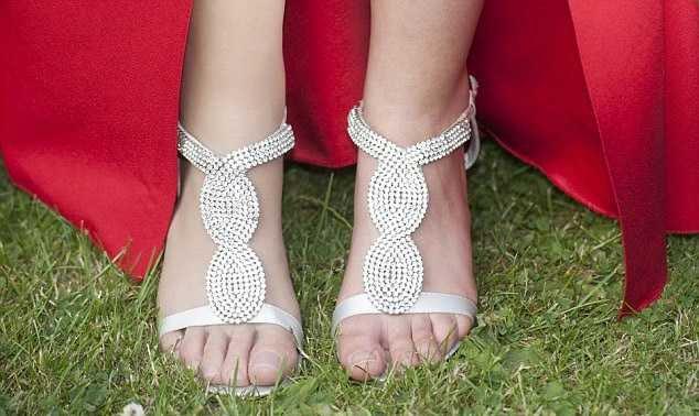 Туфли на выпускной вечер
