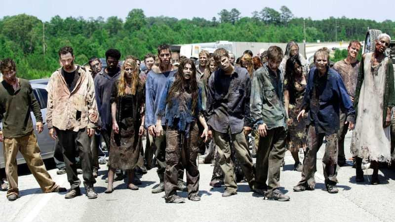 Американских студентов учат, как выжить во время зомби ...
