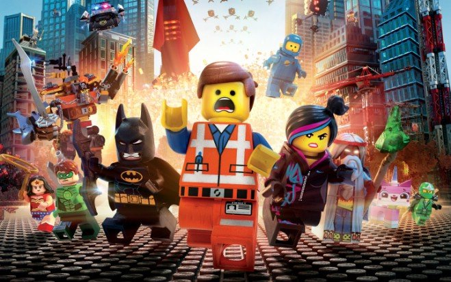 Лего. Фильм / The Lego Movie (2014)